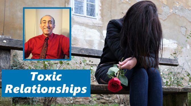 "Identifying Toxic Relationships: Dr. Armen Sarkissian Explains How to Escape the ""Drama Triangle"" Trap"