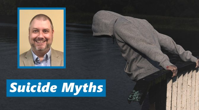 Observing Self-Harm Awareness Month: Cummins CCO Robb Enlow on 13 Myths and Misconceptions of Suicide