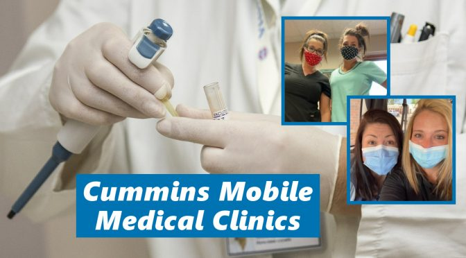 Cummins Mobile Medical Clinics