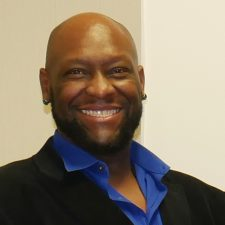 Michaelangelo McClendon, Interim Executive Director and Prevention Program Director at Drug Free Marion County