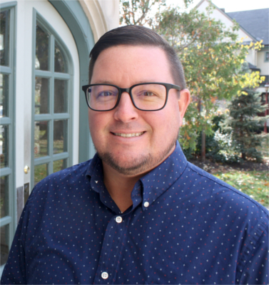 Justin Beattey, Director of the Indiana Association of Peer Recovery Support Services
