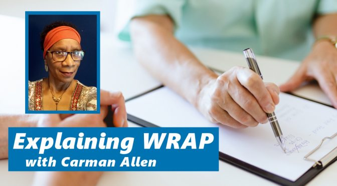 Explaining WRAP with Carman Allen