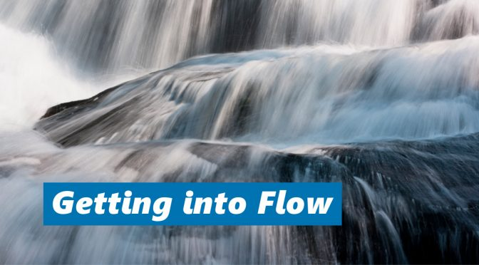 "Explaining Flow: How ""Getting in the Zone"" Can Help with Mental Wellness"