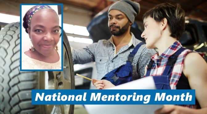 Celebrating National Mentoring Month: How Mentorship Powers Career Growth