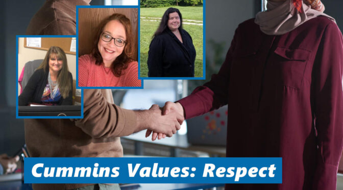 Cummins Values: Why Respect Is at the Core of Our Work