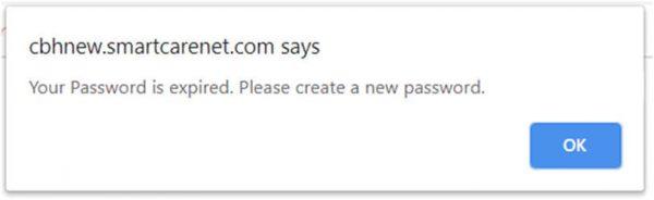 streamline-password-expired